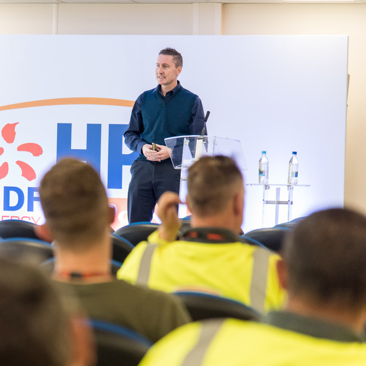 Gary Gallagher Safety Speaker UK