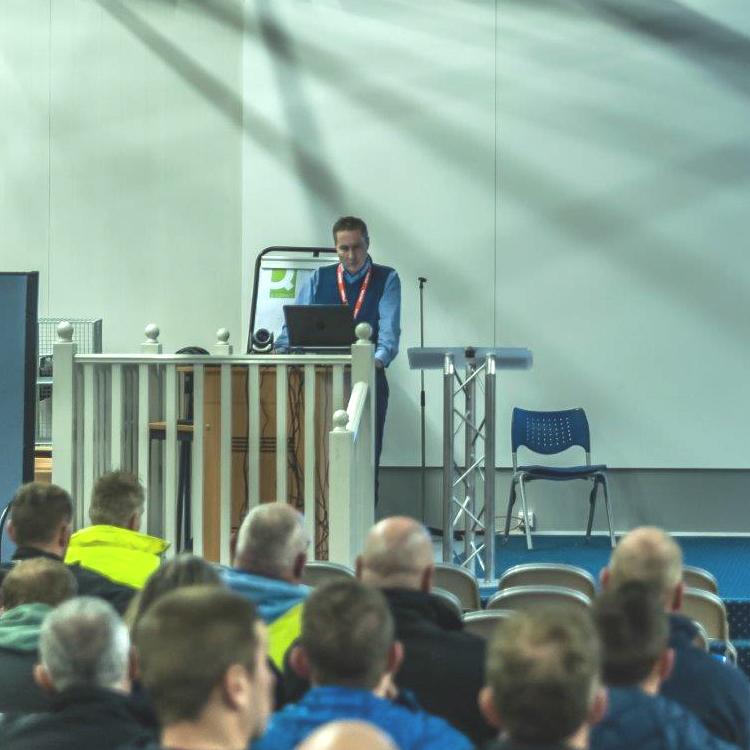 Safety Impact Speaker Gary Gallagher