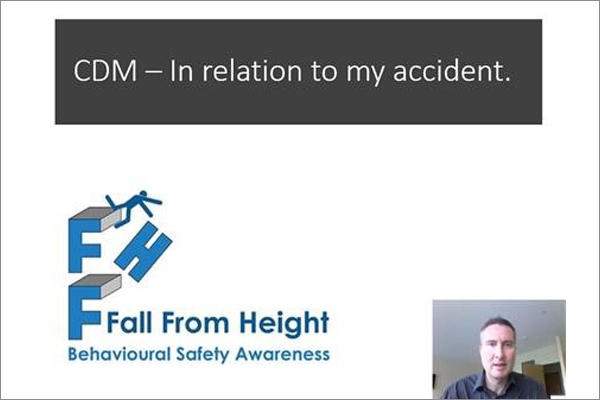 CDM Regulations Presentation